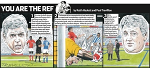 You are the Ref Fa Cup